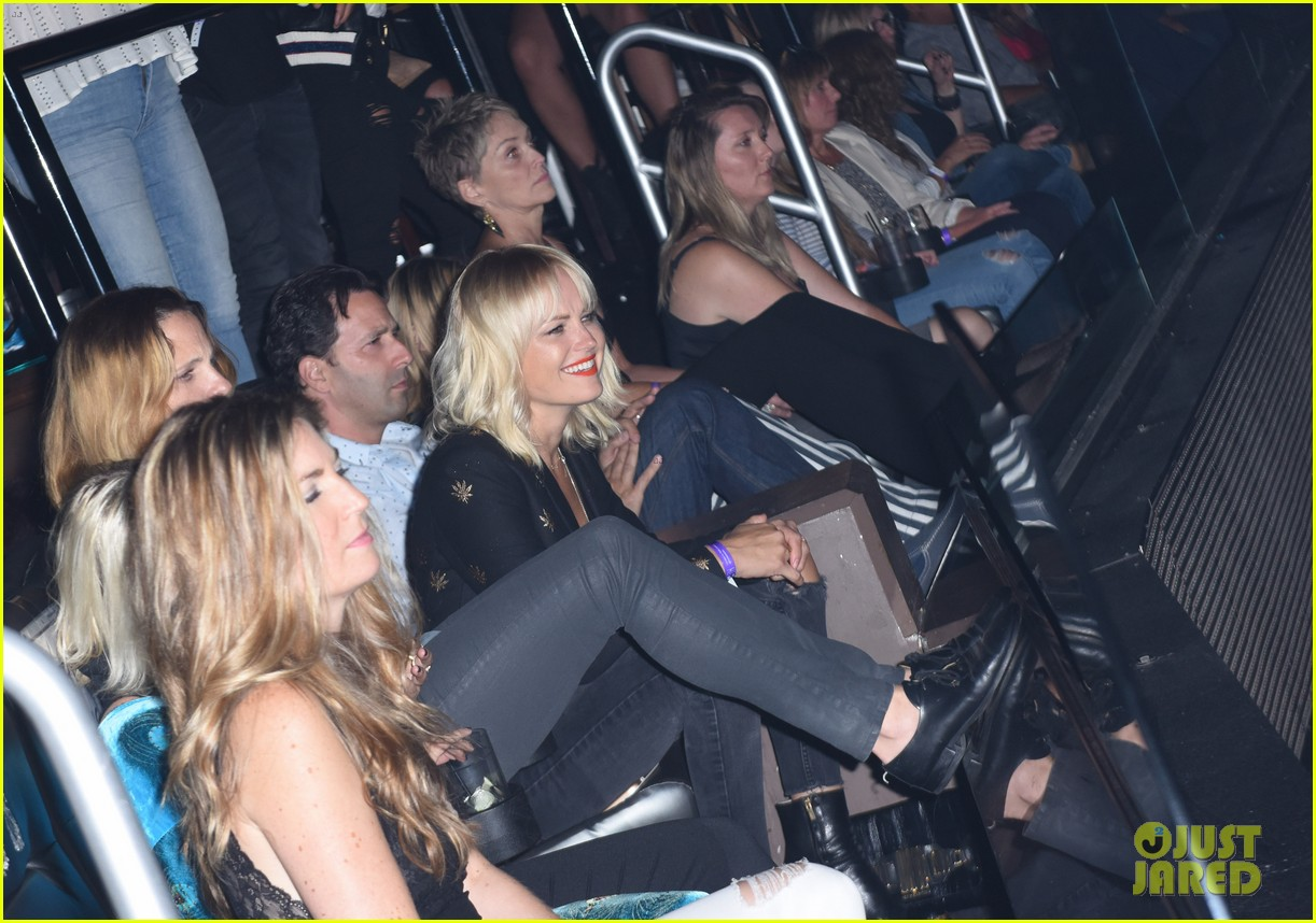 malin akerman ashley greene ed sheeran concert 233940983