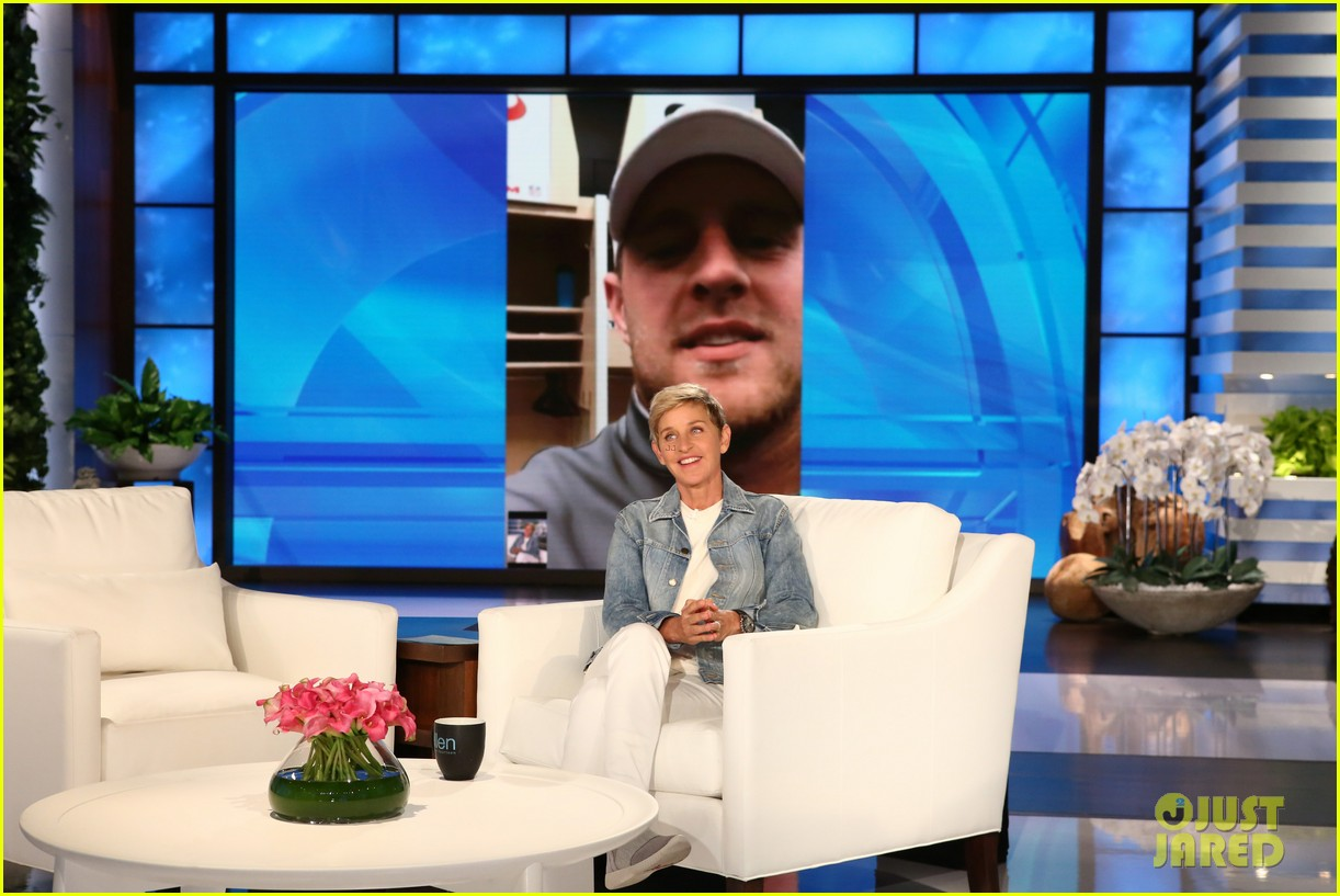 ellen degeneres walmart make major donation to jj watt hurricane harvey relief 013948408