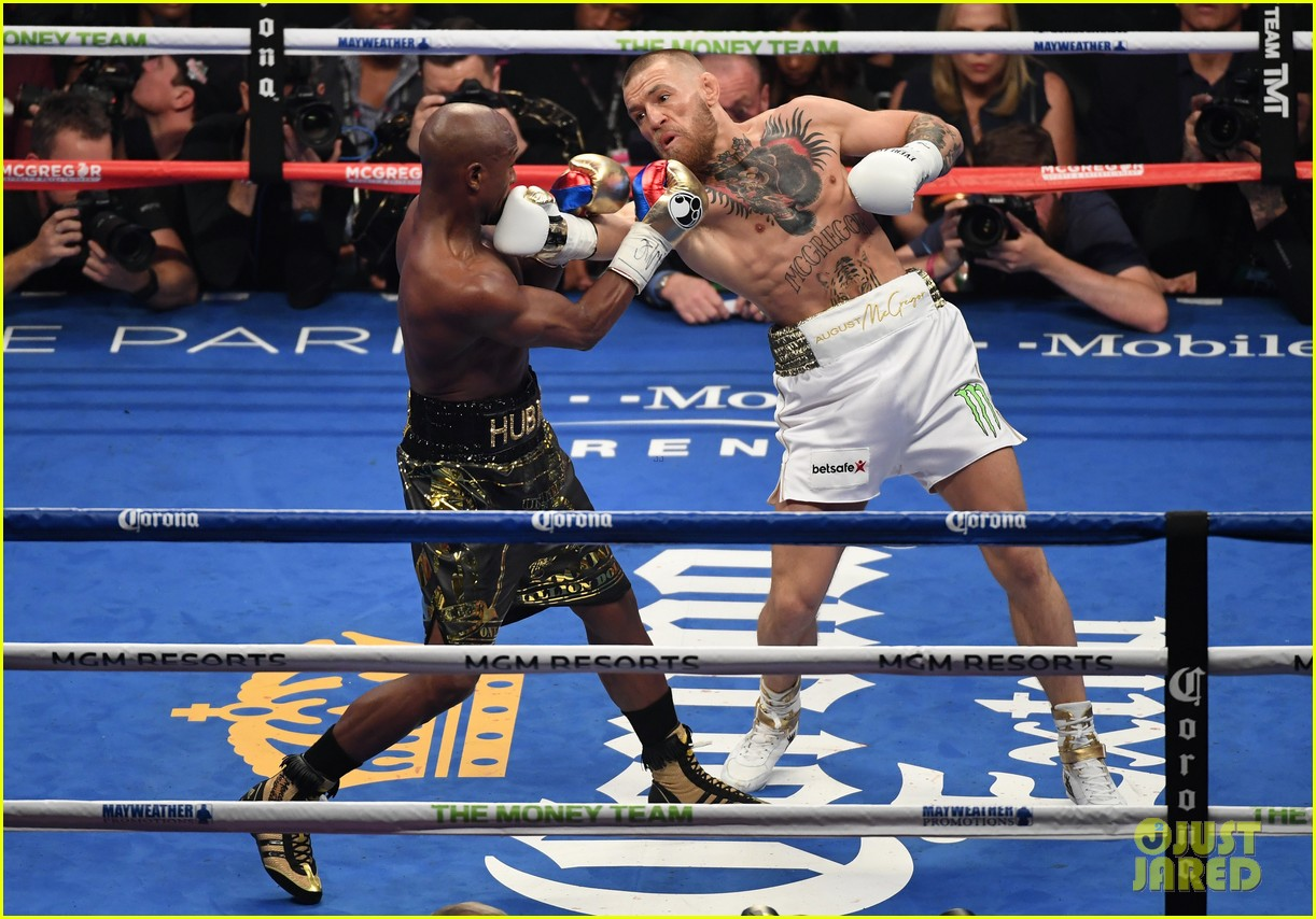 who won the mayweather vs mcgregor fight 013945967