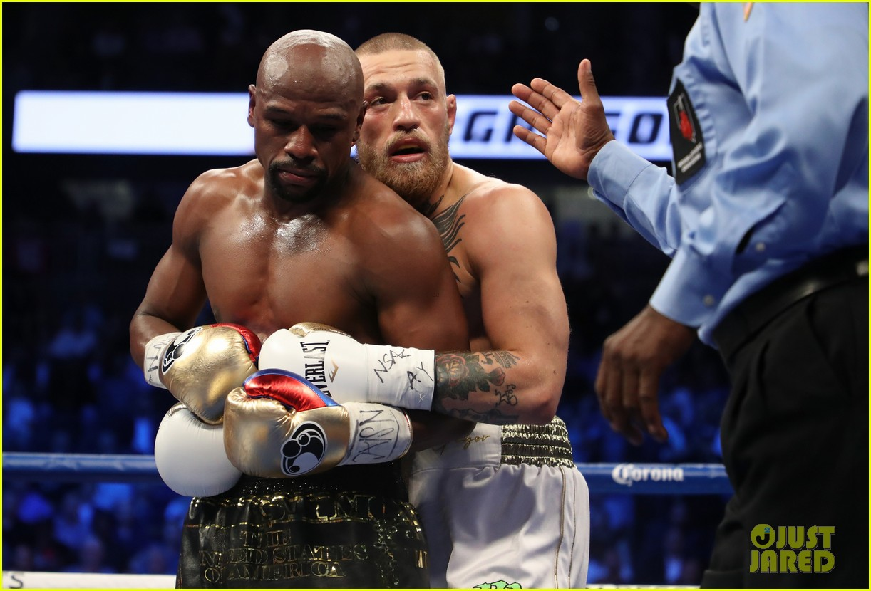 who won the mayweather vs mcgregor fight 023945968
