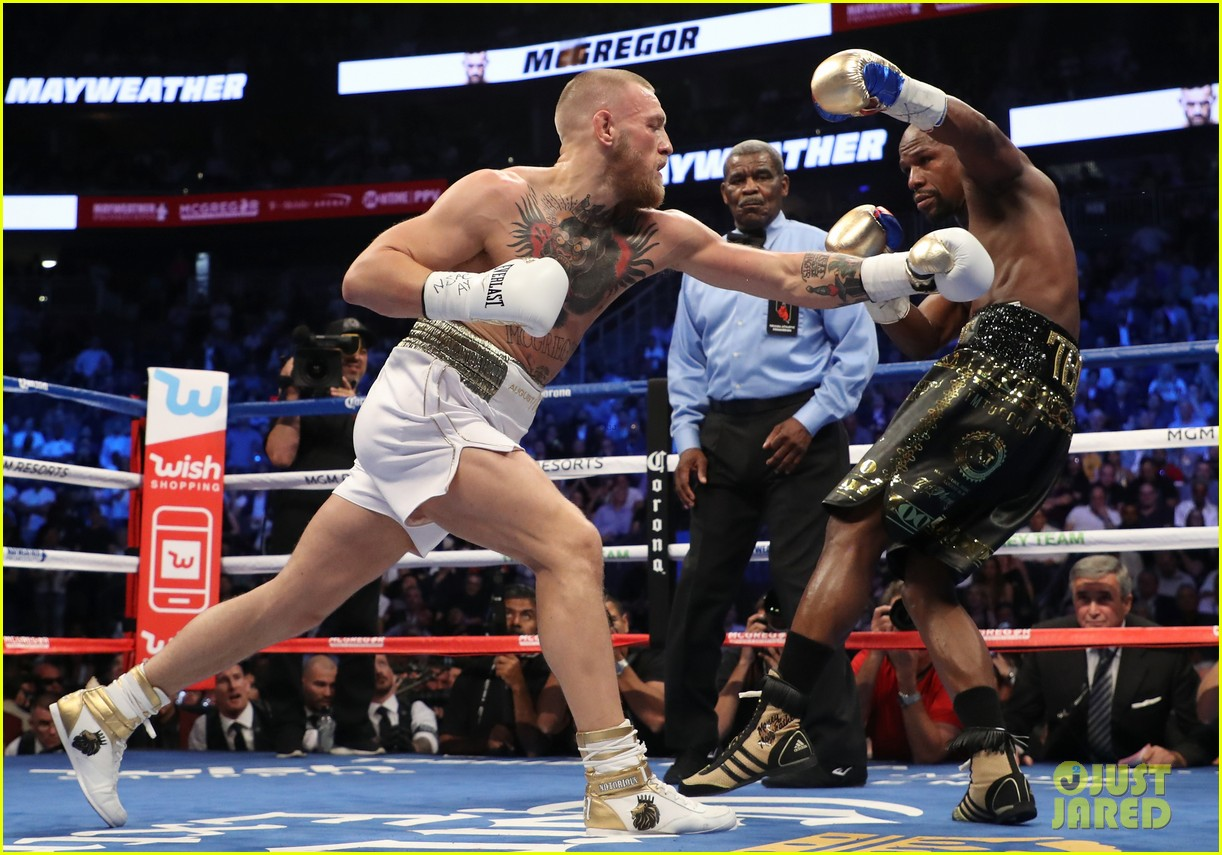 who won the mayweather vs mcgregor fight 043945970
