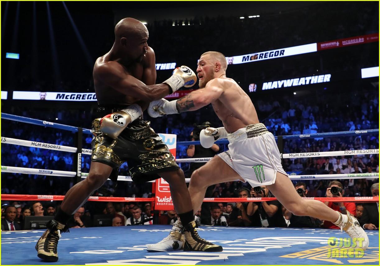 boxing fight winner