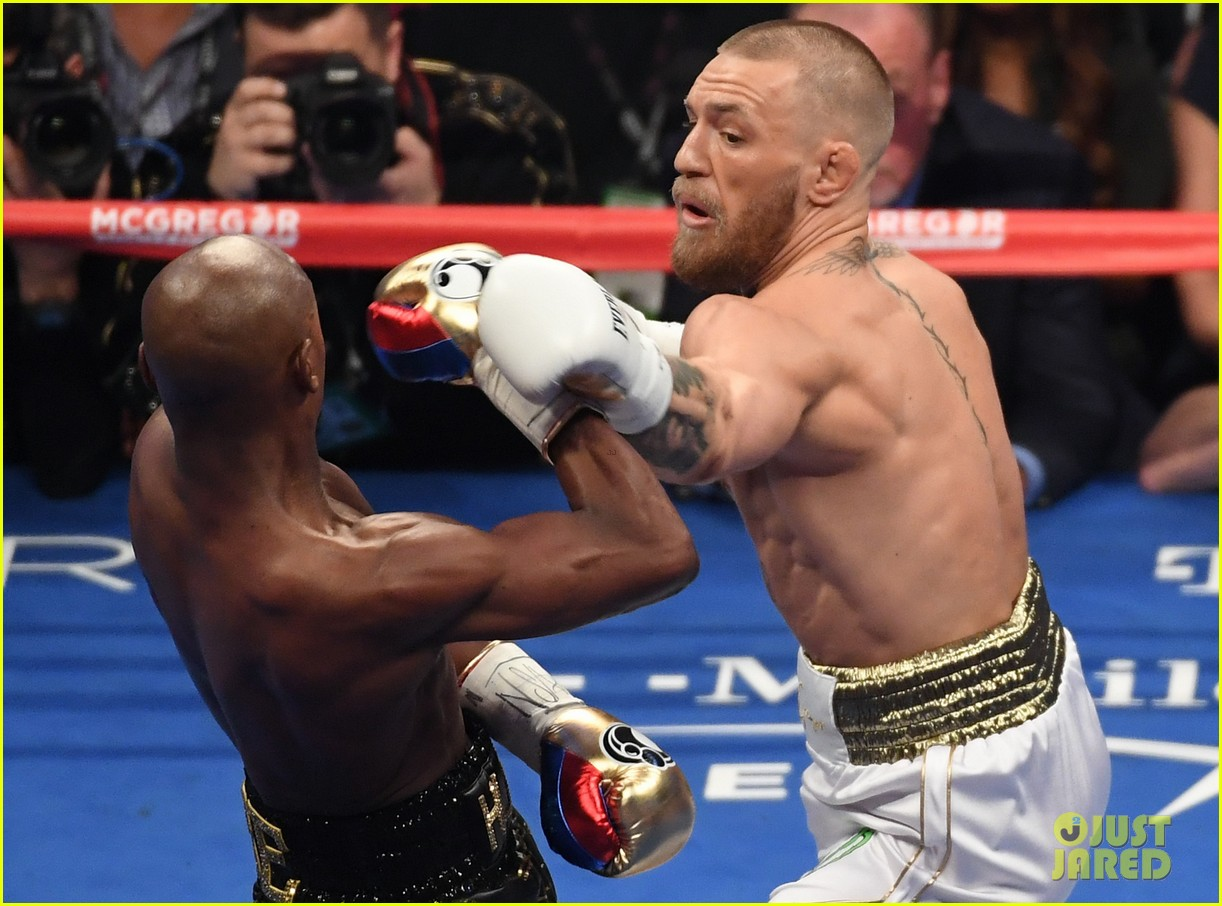 who won the mayweather vs mcgregor fight 143945980