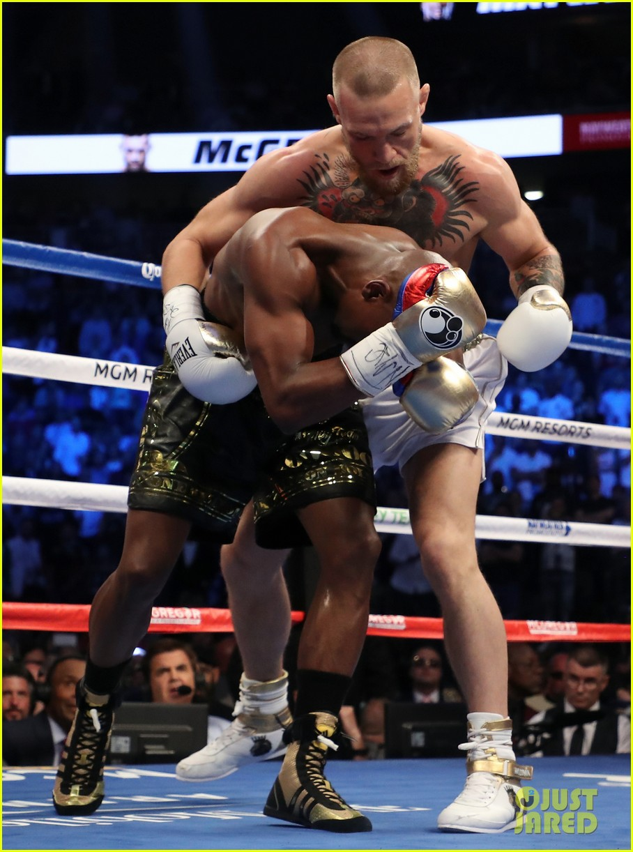 who won the mayweather vs mcgregor fight 173945983