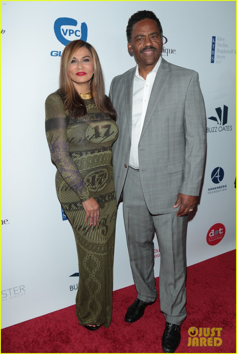 jamie foxx anthony anderson charity event 033941101