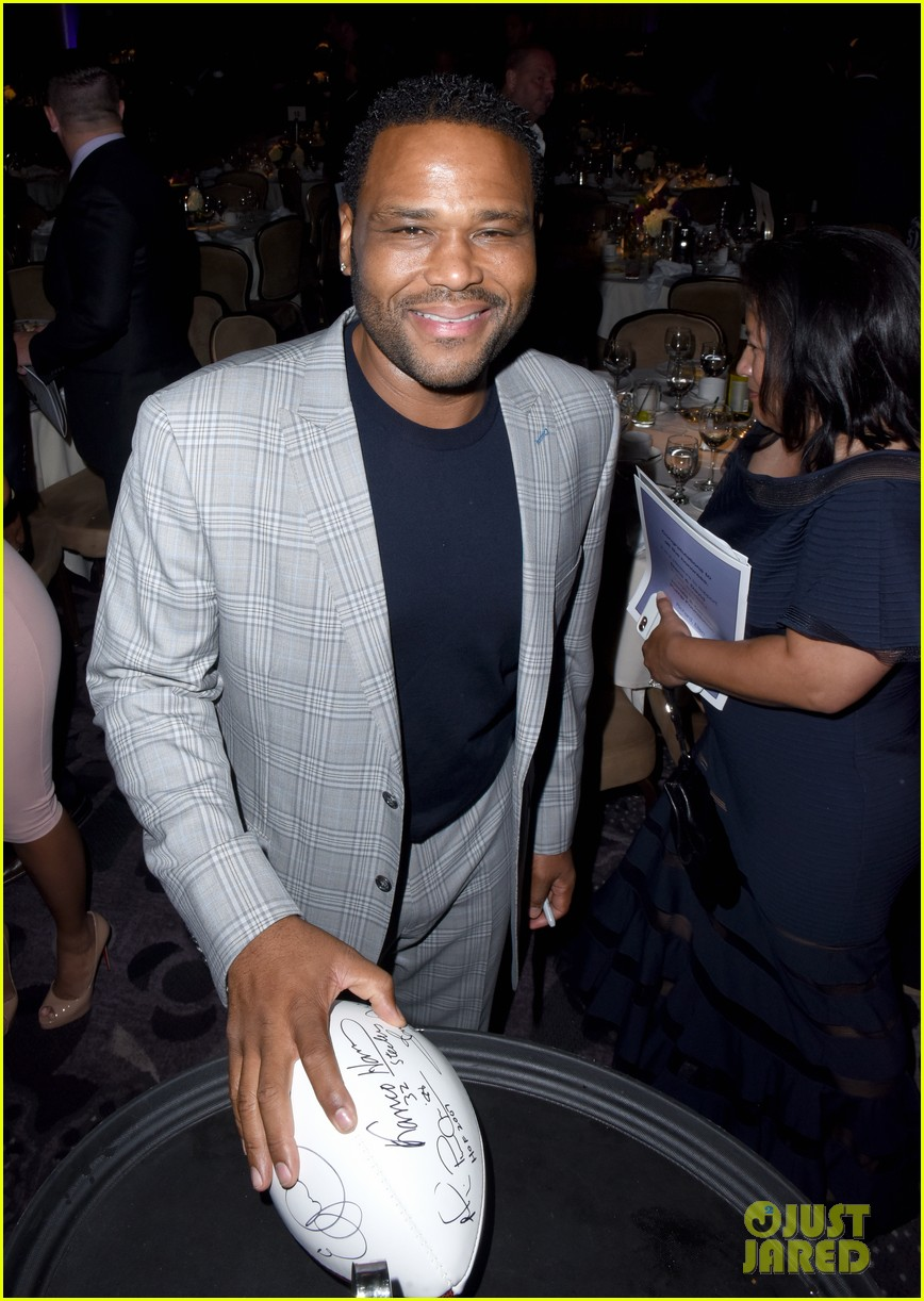 jamie foxx anthony anderson charity event 093941107