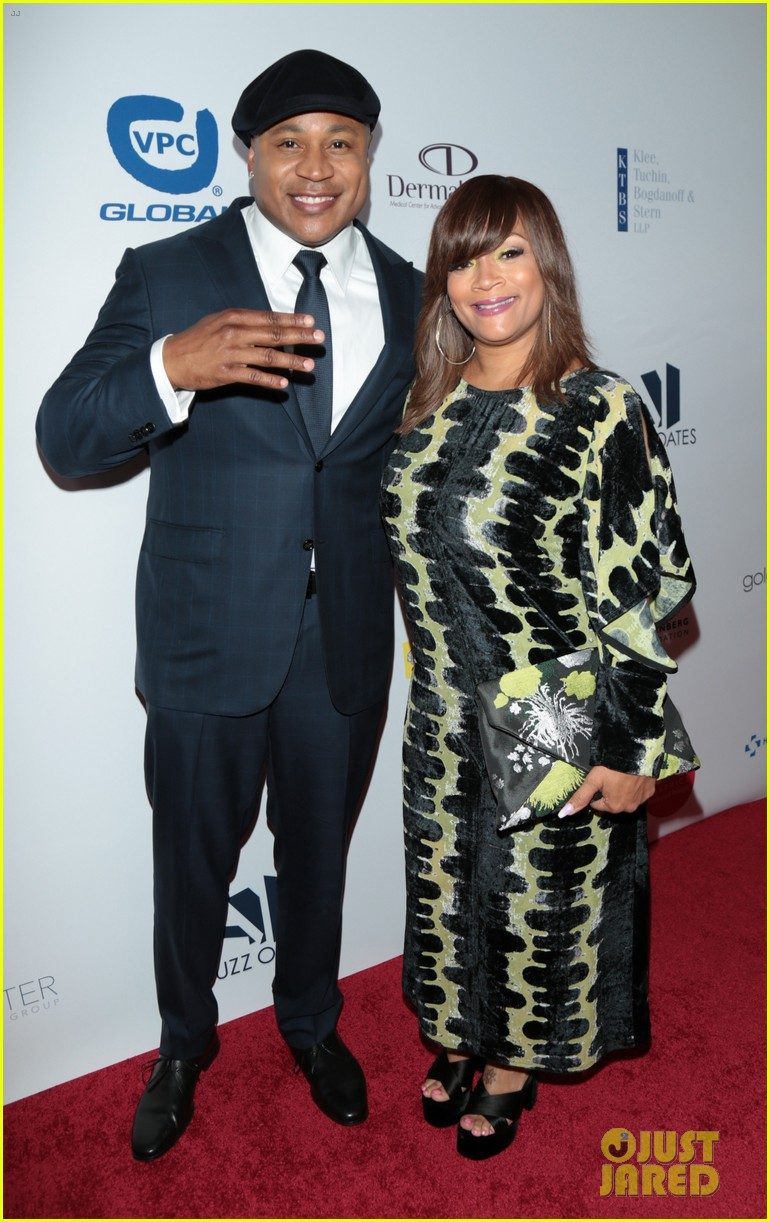 jamie foxx anthony anderson charity event 123941110