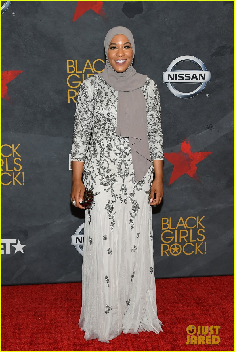 taraji joins anthony anderson at black girls rock event 103938108