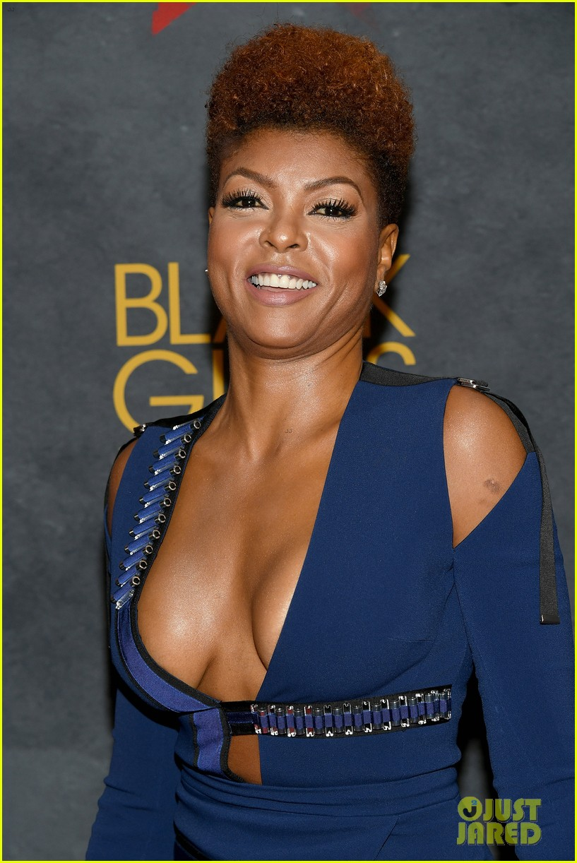taraji joins anthony anderson at black girls rock event 123938110