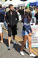 joshua jackson spends day at farmers market 08