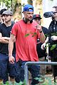 josh duhamel begins filming the buddy games in canada 02