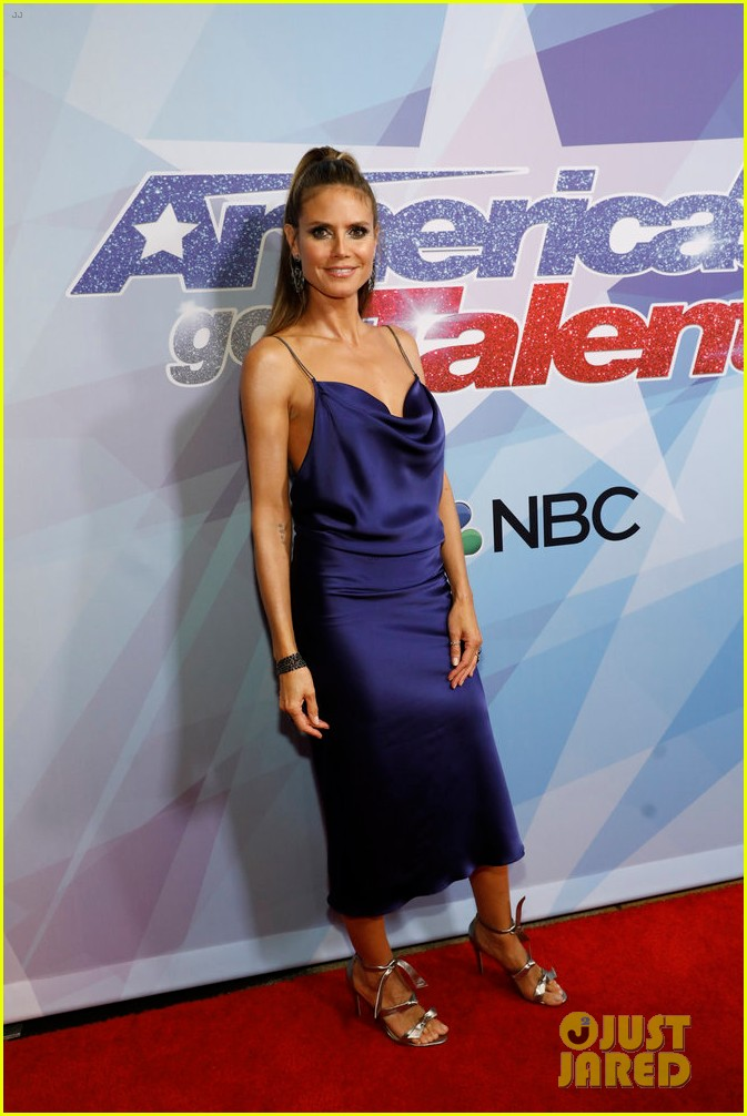 heidi klum mel b tyra banks bring the fashion to americas got talent live shows 013944663