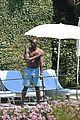 kobe bryant shirtless portofino 42