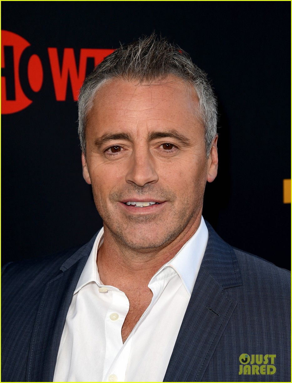 matt leblanc joins episodes cast at final season party 143942505