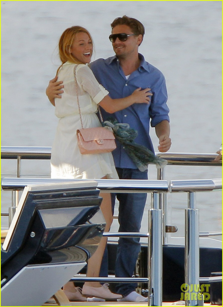 Are blake lively and leonardo dicaprio still dating