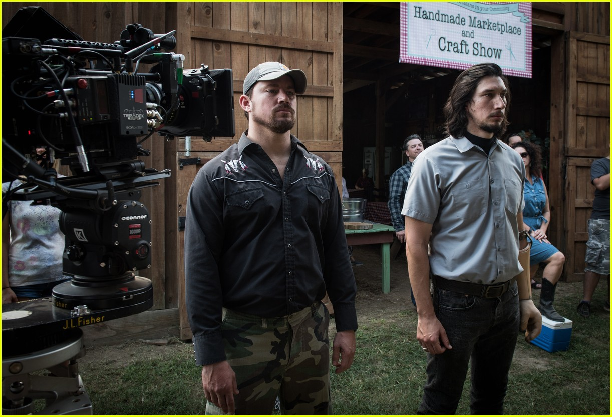 logan lucky end credits 033942942