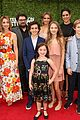 rob lowe son matthew join young sheldon cast at cbs summer tca soiree 09