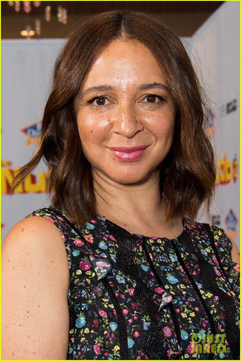 maya rudolph will arnett premiere nut job in la 113938086