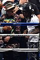 floyd mayweather justin bieber file photos 09