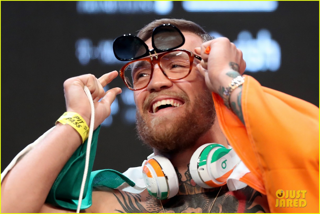 conor mcgregor leaves little to the imagination in tight underwear 213945688