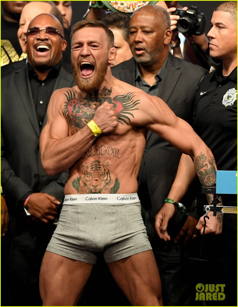 conor mcgregor floyd mayweather fight file photos 193945749