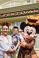 alyssa milano takes 6 year old son to disney world for birthday 02
