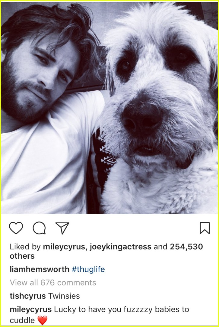 miley cyrus misses liam hemsworth 013938301