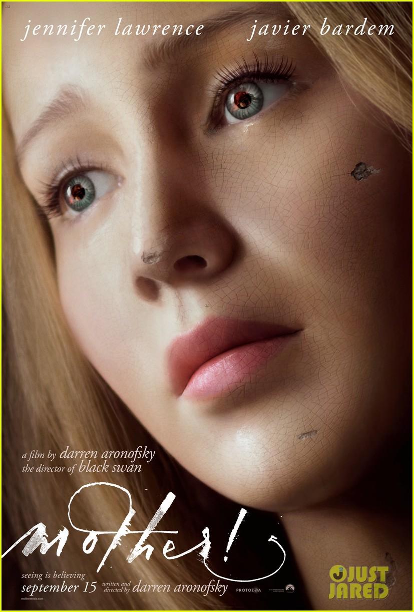 jennifer lawrence mother trailer poster 013939478