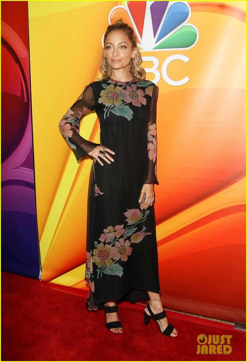 nbc stars step out in full force for networks tca panel 243937601