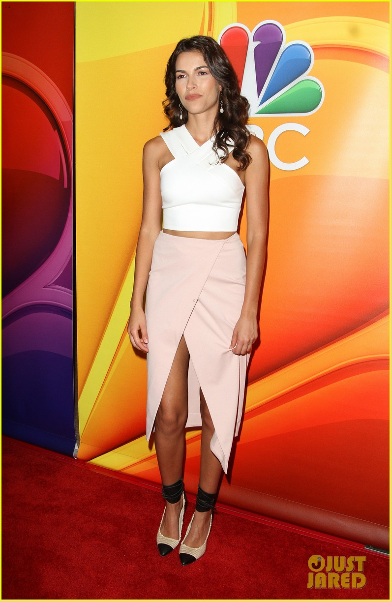 nbc stars step out in full force for networks tca panel 433937620