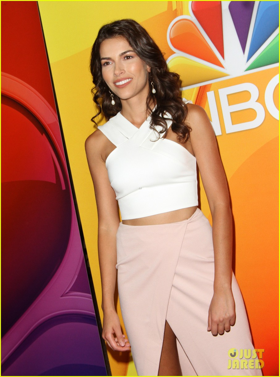 nbc stars step out in full force for networks tca panel 443937621