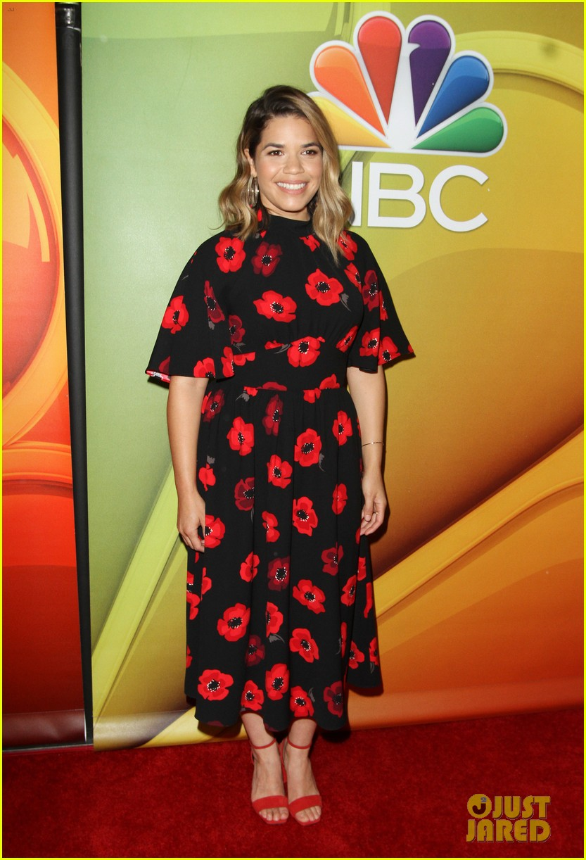 nbc stars step out in full force for networks tca panel 463937623
