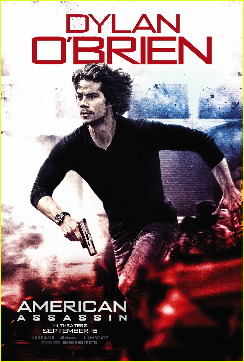 dylan obrien american assassin character posters 013943334