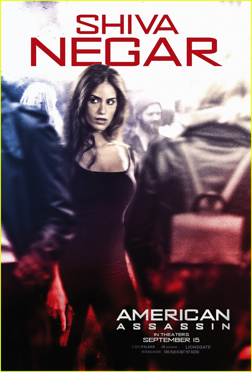 dylan obrien american assassin character posters 043943337