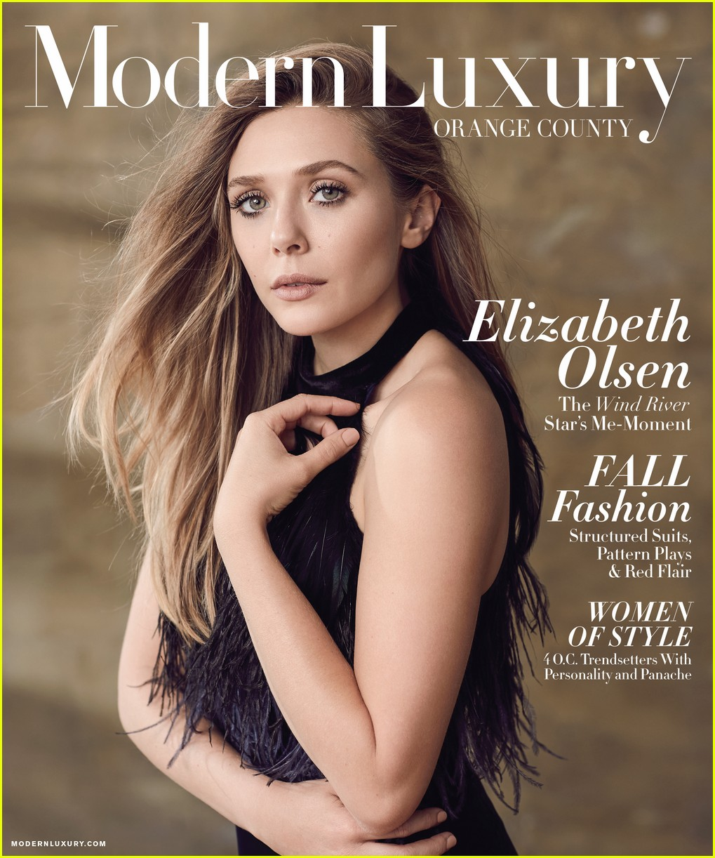 elizabeth olsen modern luxury fall issues 023944527