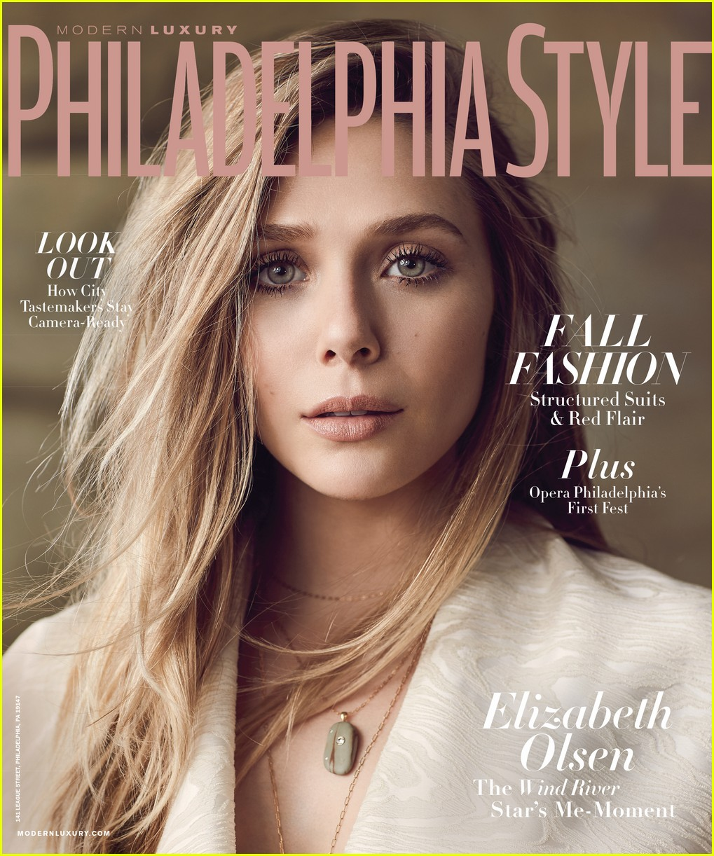 elizabeth olsen modern luxury fall issues 043944529