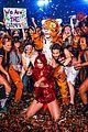 katy perry swish swish video behind the scenes photos 18