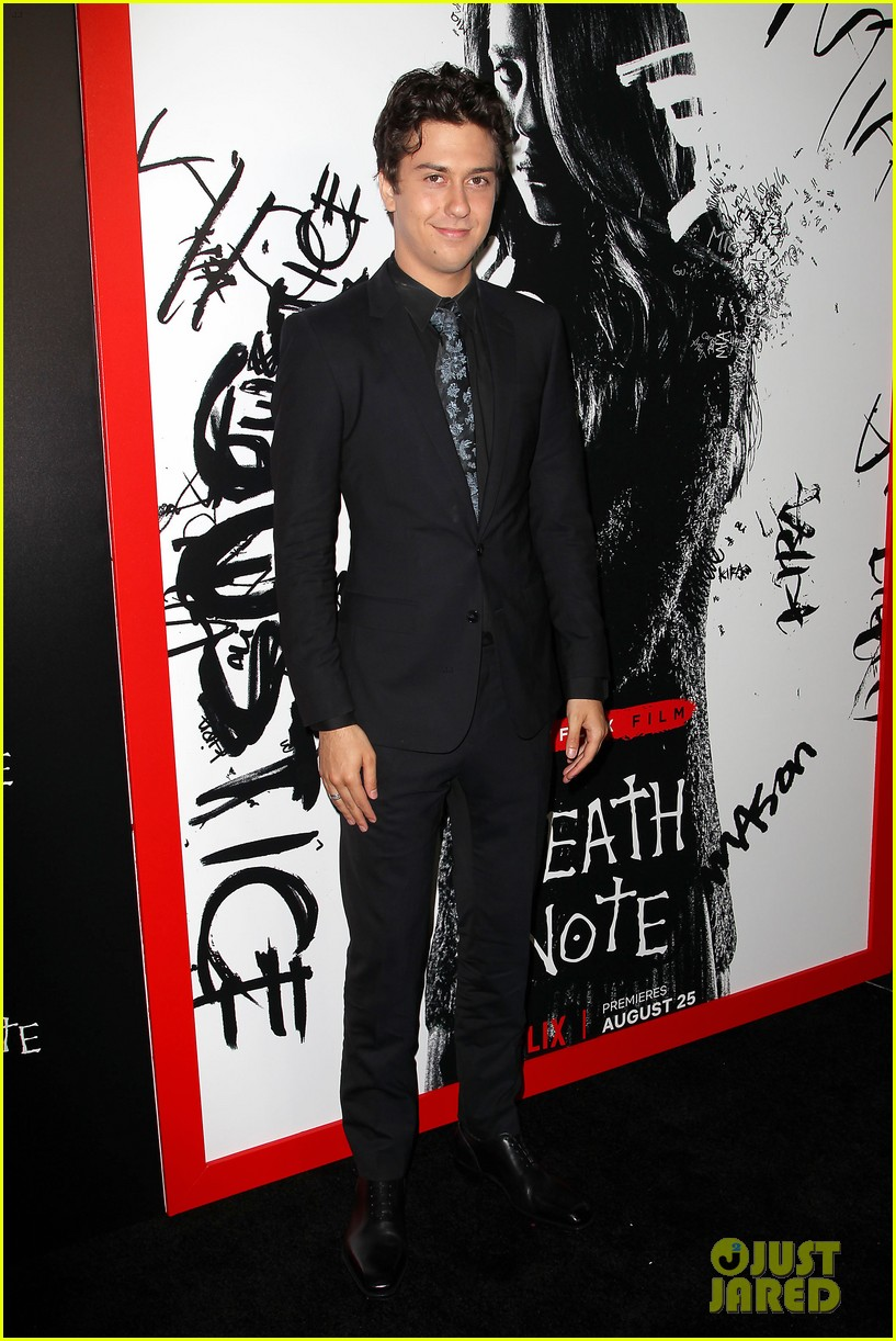 nat wolff margaret qualley death note nyc screening 153943152
