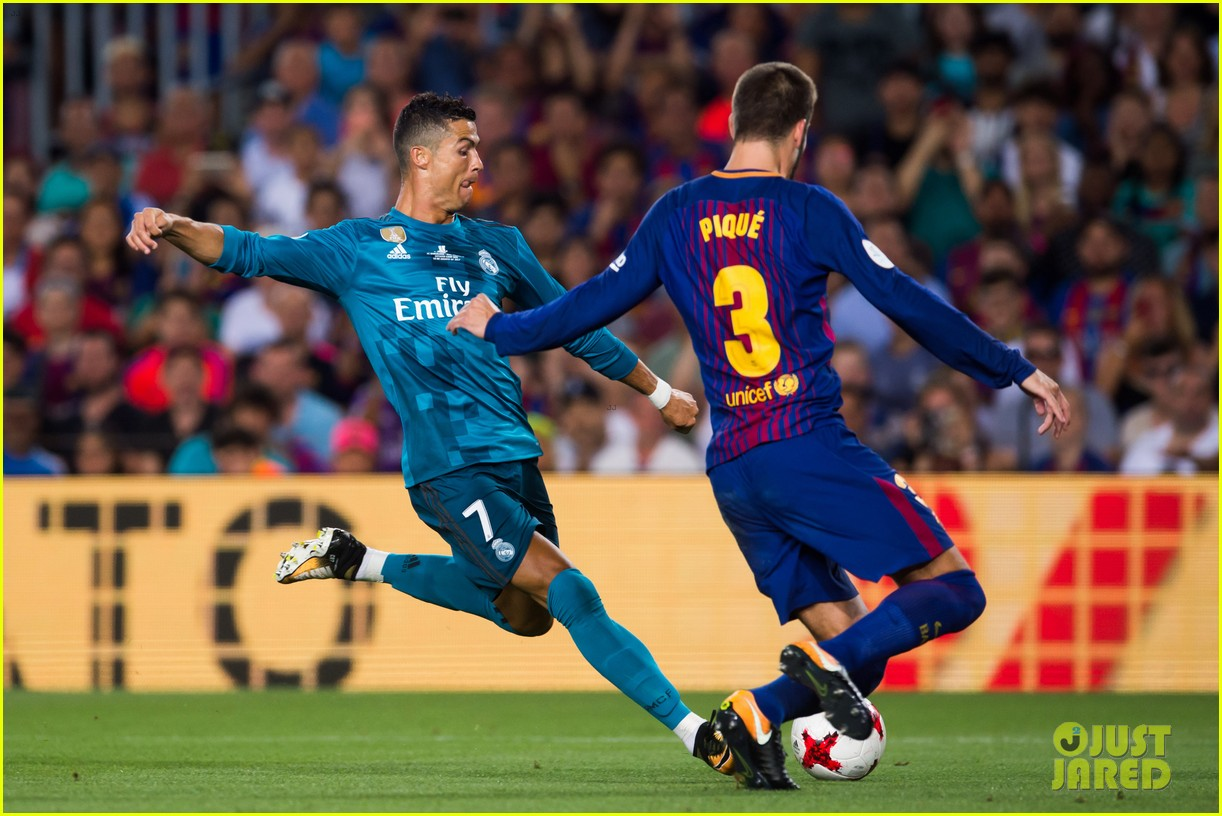 cristiano ronaldo suspended for five games after pushing ref 053941698
