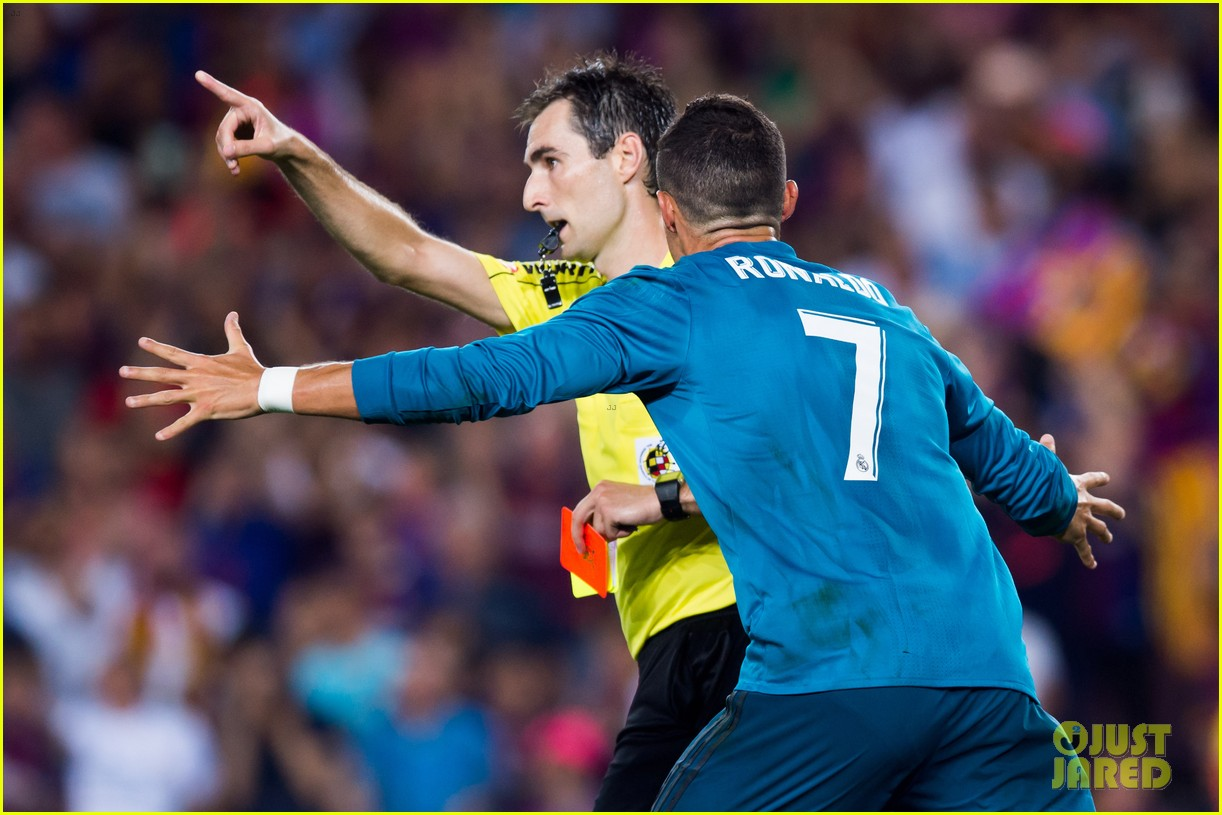 cristiano ronaldo suspended for five games after pushing ref 113941704