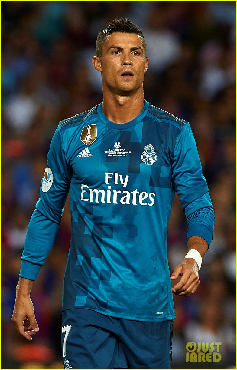 cristiano ronaldo suspended for five games after pushing ref 173941710