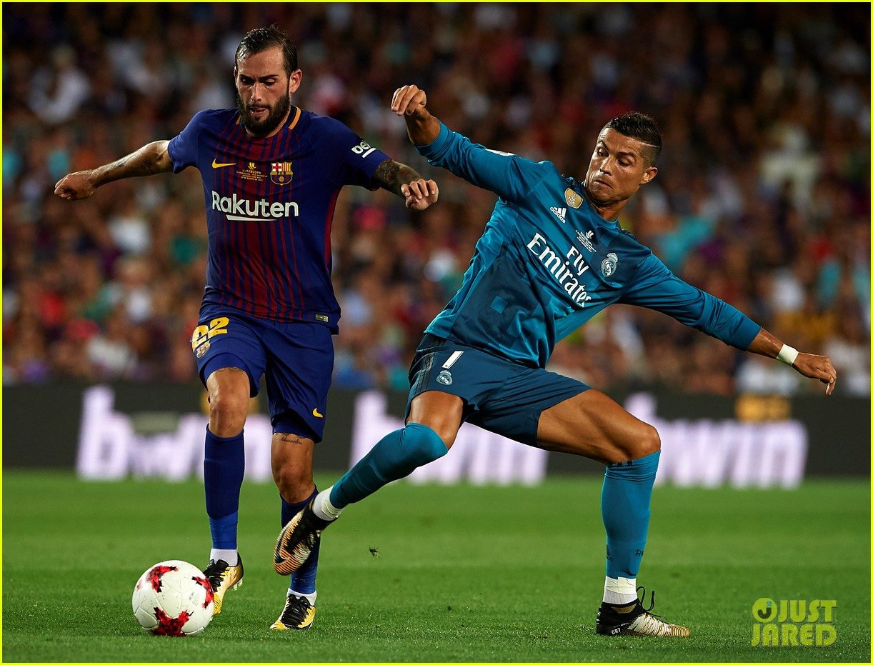 cristiano ronaldo suspended for five games after pushing ref 183941711