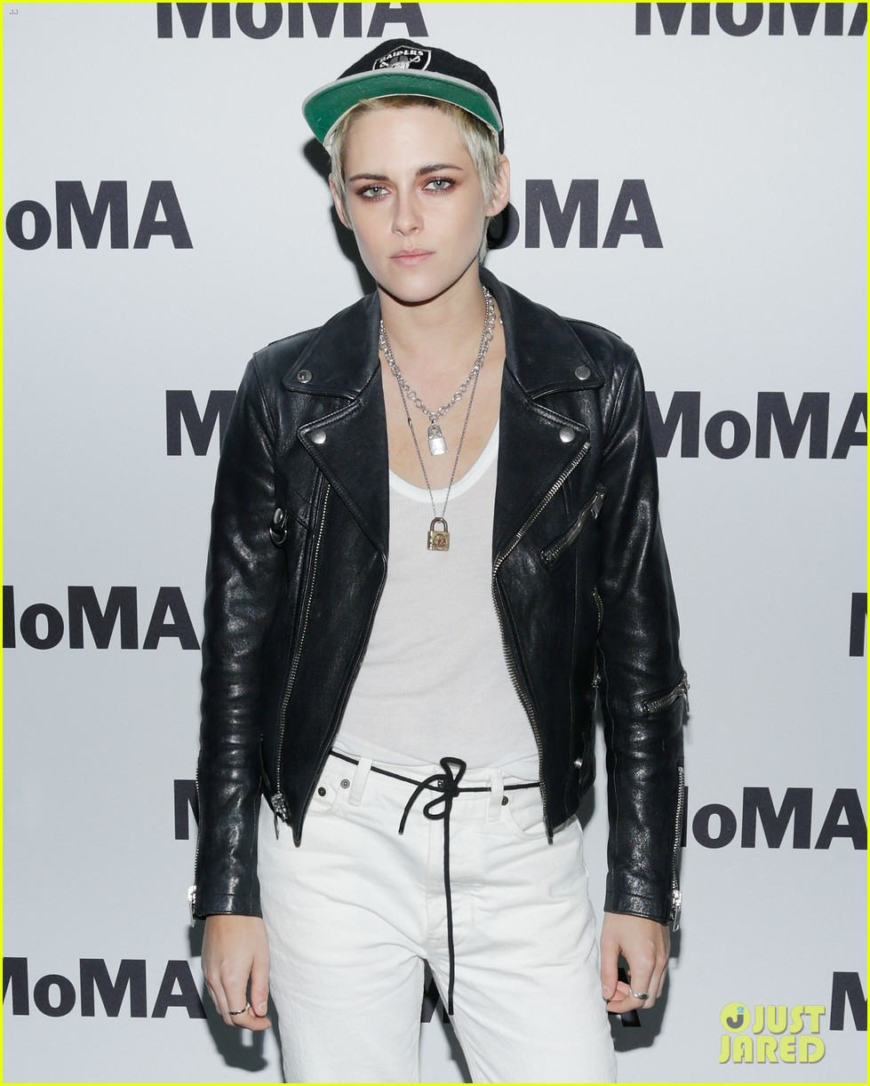 kristen stewart screens her movie come swim at the moma in nyc 023948369
