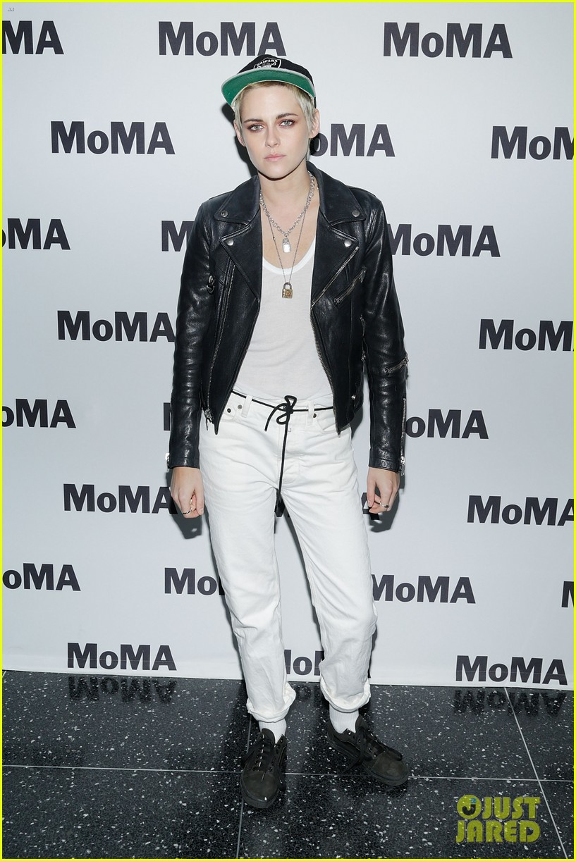 kristen stewart screens her movie come swim at the moma in nyc 063948373