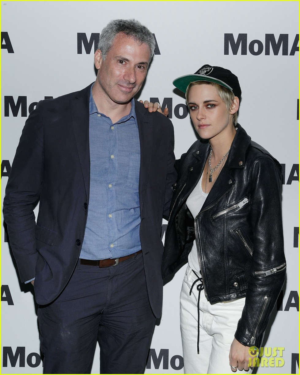kristen stewart screens her movie come swim at the moma in nyc 103948377