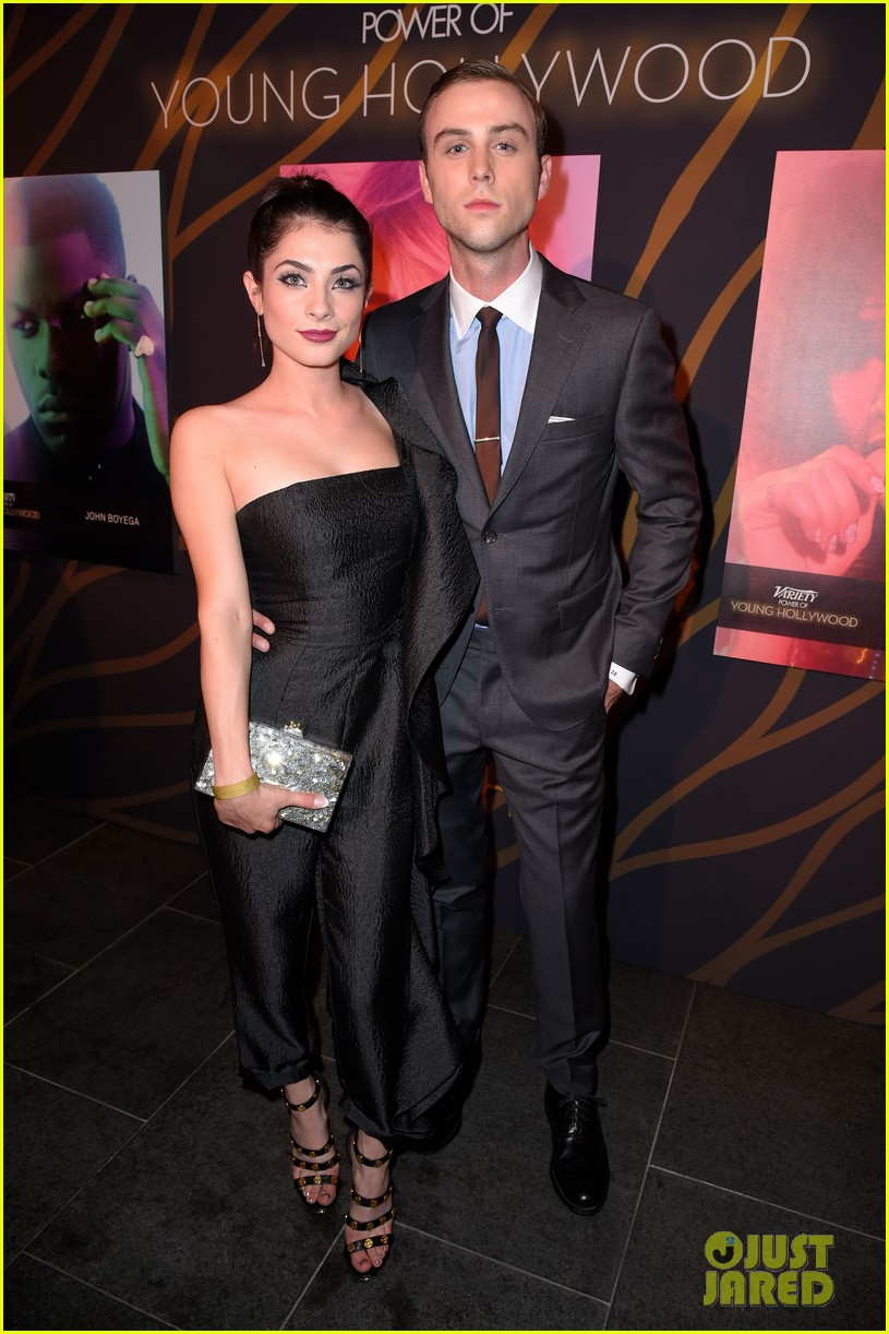 ariel winter gregg sulkin variety power of young hollywood 313940007