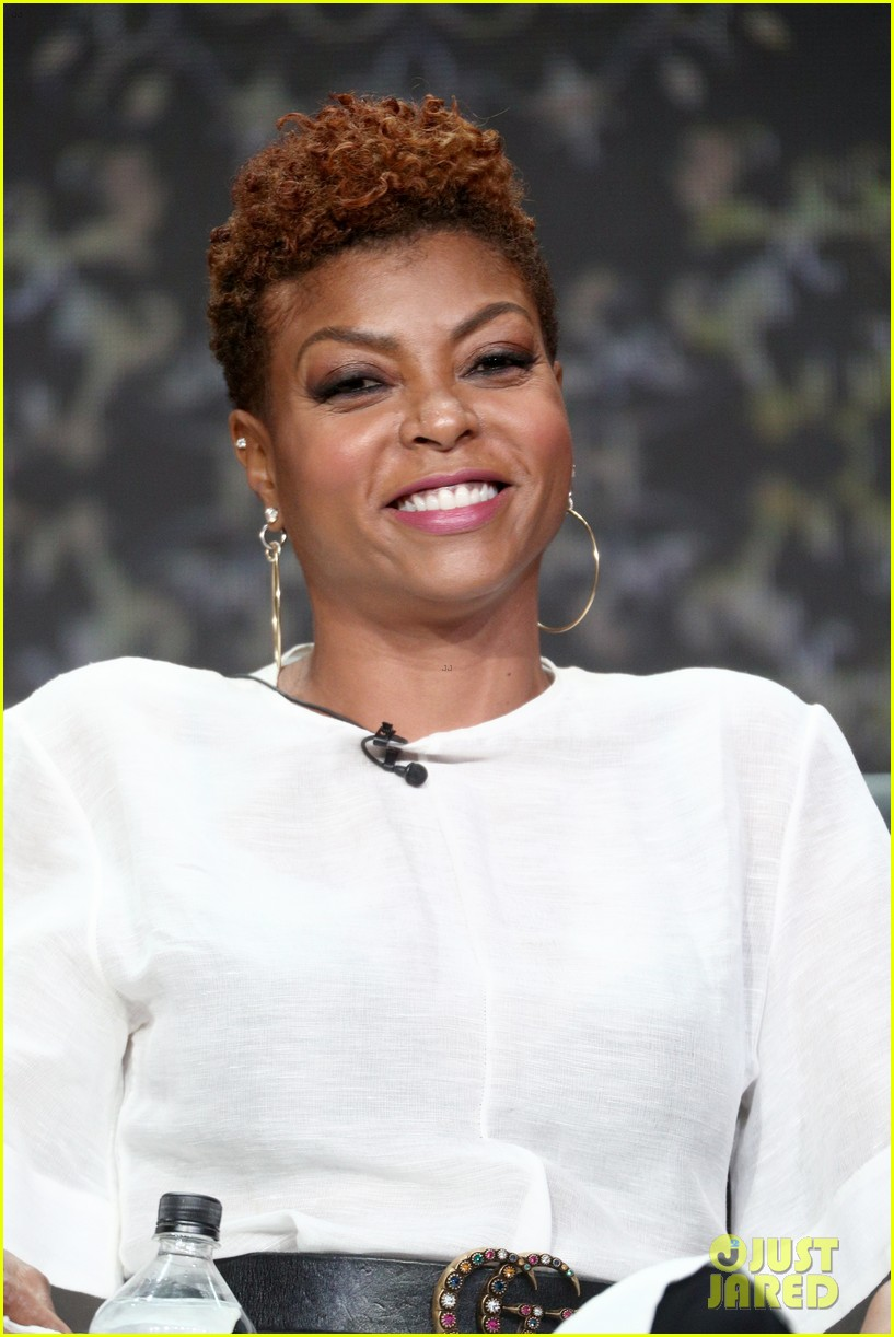 taraji p henson debuts new short hairdo at empire panel 023939710