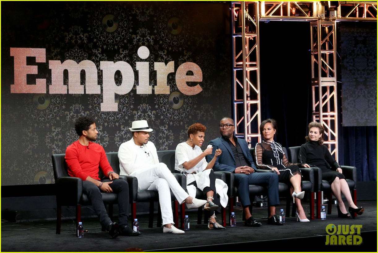 taraji p henson debuts new short hairdo at empire panel 033939711