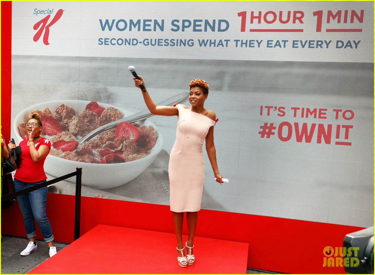taraji p henson owns her food choices with special k 033941885