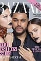 the weeknd harpers bazaar september 2017 01